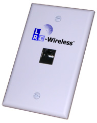 Internet Access Ethernet Jack (Wall Outlet)